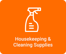 Housekeeping & Cleaning Supplies